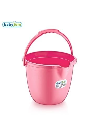Baby Jem Babyjem Bebek Banyo Kovası  Pembe